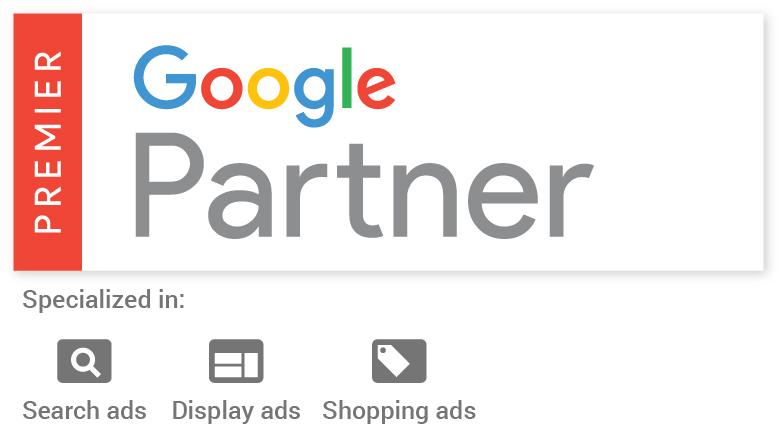 Webresultaten - Google Premier Partner